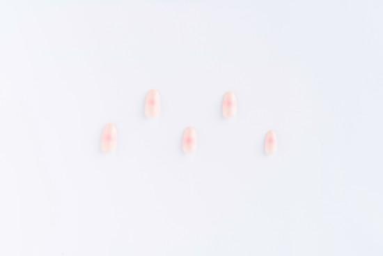 ワンカラー+グラデーション キュート ¥12000